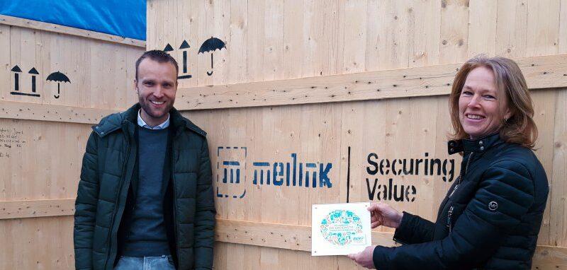 Exportverpakker Meilink kiest voor groene stroom van Pure Energie
